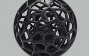Mausa Impresión 3D pieza circular